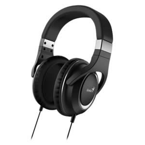 HEADSET AUDIFONOS GENIUS HS-610 Black